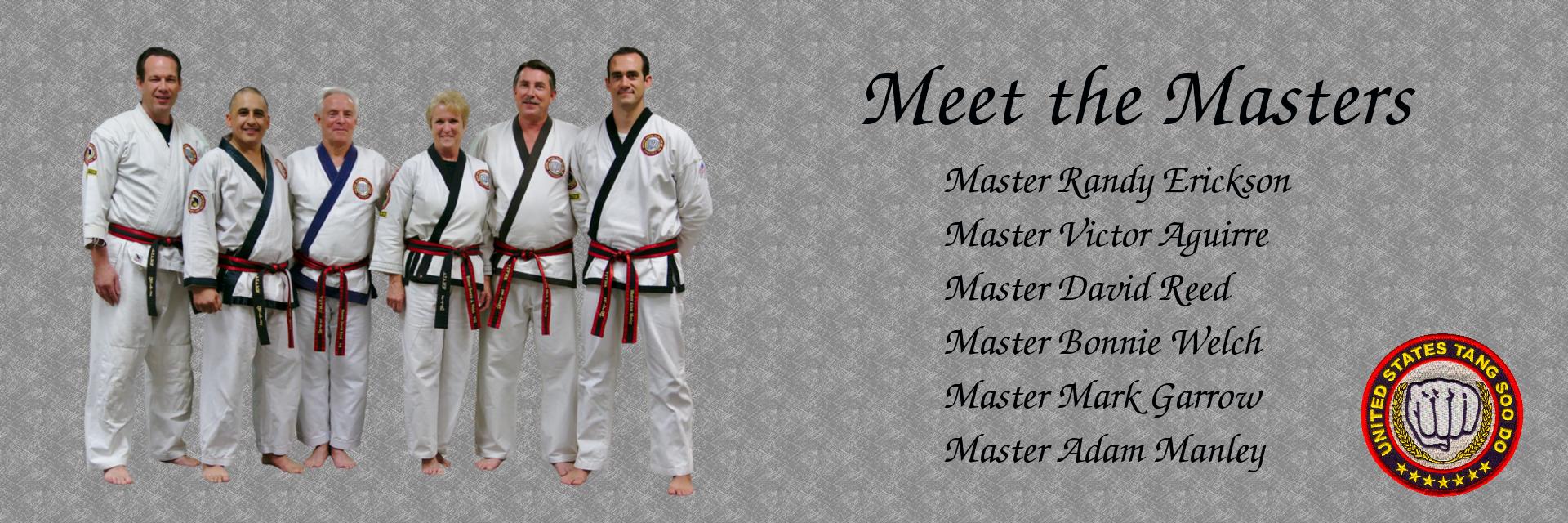 USTSD Masters